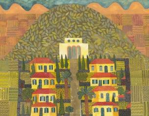 Kfar Tavor by Chanan Mazal