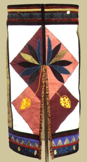 Torah Mantle - Back
