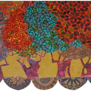 Olive Grove by Chanan Mazal